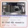RY-1060KBL สกัดคอนกรีต KBL HAMMER KIT พร้อมอุปกรณ์ครบชุด