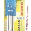 "EIGHT รุ่น LHS-9ZD ประแจหกเหลี่ยมตัวแอลขาวยาวหัวตัด 1/16""-3/8"" (9ตัว/ชุด) ญี่ปุ่น HEX KEY WRENCH"