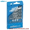 SUTTON SM1 ซัตตัน ดอกสว่านเจาะไม้ เหล็ก พลาสติก ไฮสปีด 1.5-6.5mm. 13 ดอก Drill Bit Set