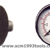 HILIGHT ไฮไลท์ เกจวัดแรงดัน pressure gauge เกลียวด้านหลัง หน้าปัด 2 นิ้ว 2 หุน BSPT