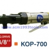 KOP-700 ด้ามฟรีลม 3 หุน ญี่ปุ่น คุณภาพดี AIR RACHET WRENCHES
