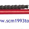 SUPER-EGO ประแจโซ่ ถอดแป๊ป งานหนัก 4 นิ้ว type 103 Tongue Chain Wrench