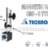 Technoplan ขาตั้งแม่เหล็ก ใส่เกจ์ตั้งศูนย์ ญี่ปุ่น รุ่น CMB-B type Magnetic Bases for Dial Gauge
