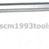 EIGHT ประแจตัวแอล ยาว หัวหกเหลี่ยม สีขาว HEX key Wrench