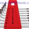 PB Swiss Tool พีบีสวิสทูล รุ่น PB-410-H ประแจหกเหลี่ยมหัวท๊อกซ์ แบบสั้น Key L-wrenches sets for Torx® screws, in handy plastic holders