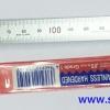 ไม้บรรทัด สแตนเลส shinwa H101A รหัส 13005 ขนาด 150 mm. standard rules