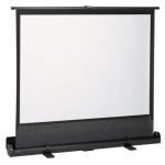 The projector scene - blank canvas 100-inch 16: 9