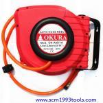 Okura รุ่น OK-A09 ตลับเก็บสายลมอัตโนมัติ 9 เมตร Automatic Hose Reel