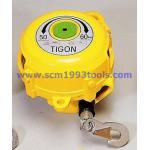 Tigon ไทกอน รุ่น TW-60 สปริงบาลานเซอร์ รอกสปริง 50.0-60.0 kg. Spring Balancer
