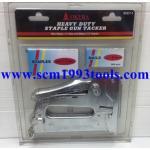 OKURA ปืนยิงแม็ก คีมยิงโปสเตอร์ เครื่องยิงแม็กมือถือ พร้อมลูกแม็ก ราคาประหยัด heavy duty stapler gun tacker