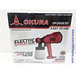 OKURA รุ่น OK350ESG กาพ่นสีไฟฟ้า electric spray gun