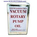 น้ำมันแวคคั่ม Vacuum Rotary Pump Oil สำหรับปั๊มแวคคัม ญี่ปุ่น 4 ลิตร