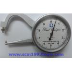 KORI โกริ รุ่น P10 เกจวัดหนาบางมือกด Dial Thickness Caliper วัดแป๊บลึก 35 มม.