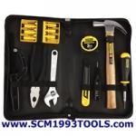 Stanley สแตนเล่ย์ ชุดเครื่องมือ 14 ชิ้น รุ่น 92009-14 pieces tool set