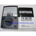 SANWA ซันว่า มัลติมิเตอร์ รุ่น YX361TR ญี่ปุ่น คุณภาพดี MULTIMETER