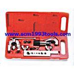 "AsianFirst รุ่น CT-1226L ชุดบานท่อ 2 ชั้น พร้อมตัด (3/16""-5/8"") แบบกระเป๋า tube flaring tool"