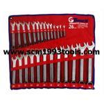 TOREX รุ่น TRCBS26 แหวนข้างปากตายชุด 26 ตัว 6-32 มม. combination wrench set