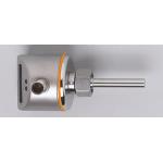 SI5010 เซนเซอร์วัดการไหล (โฟลว์มอนิเตอร์)/ ย่านการวัด: ของเหลว 3...300cm/s ก๊าซ 200...3,000cm/s
