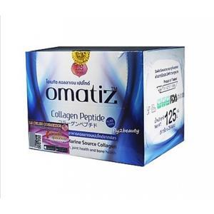Omatiz Collagen โอเมทิซ 25ซอง [จัดส่งฟรี ราคาดีสุด]