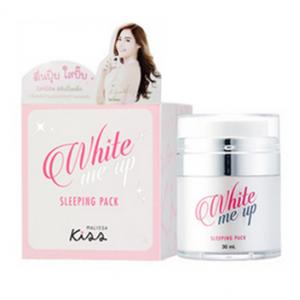 Kiss Skincare Whitening Collagen Cream Mask มาส์คคิส 30ml [จัดส่งฟรี ราคาดีสุด]