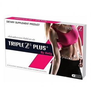 Triple Zs Plus ทริปเปิ้ล ซีเอส พลัส [จัดส่งฟรี ราคาดีสุด]