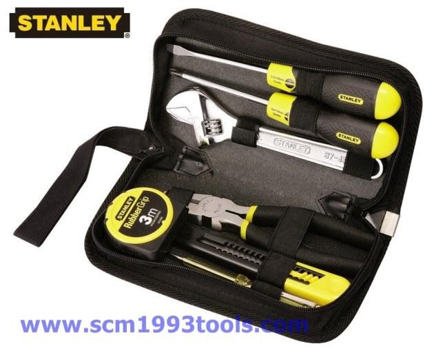 Stanley สแตนเล่ย์ ชุดเครื่องมือ 7 ชิ้น รุ่น 90596N-7 pieces tool set