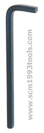 EIGHT ประแจตัวแอล ยาว หัวหกเหลี่ยม สีดำ HEX key Wrench