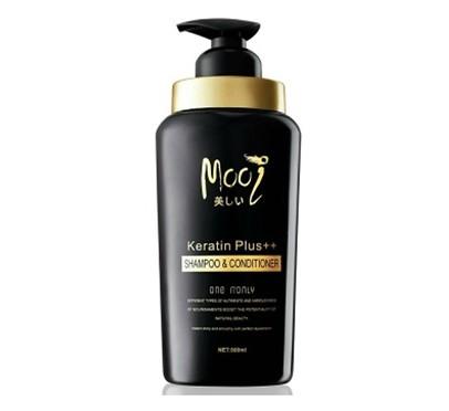 Mooi Keratin Plus++ Shampoo & Conditioner [ราคาส่งตั้งแต่ชิ้นแรก]
