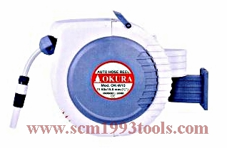 OKURA รุ่น OK-W15 ตลับเก็บสายยางน้ำอัตโนมัติ automatic water hose reel