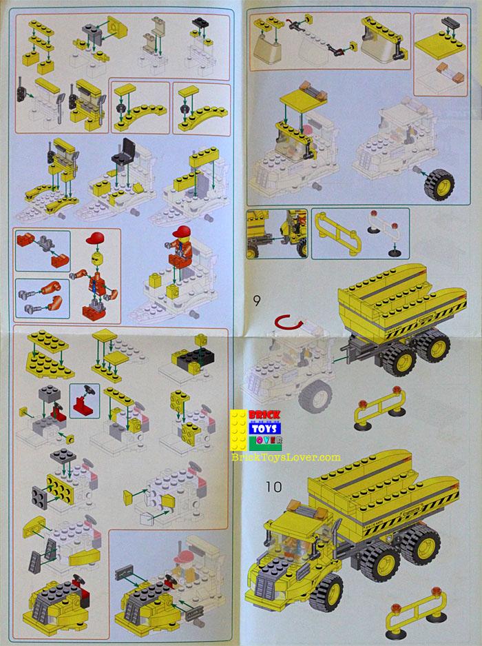 Construction KAZI 8043 Instruction