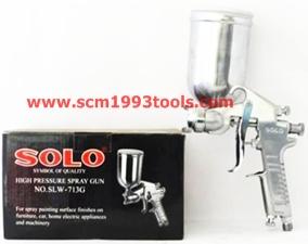 SOLO โซโล่ กาพ่นสี SLW-713G กาบน SPRAY GUN