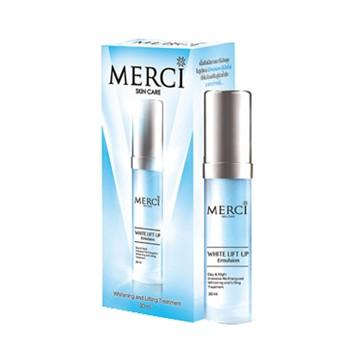 Merci White Lift Up Emulsion เมอร์ซี่ ไวท์ ลิฟท์ อัพ อิมัลชั่น [ราคาส่งตั้งแต่ชิ้นแรก]