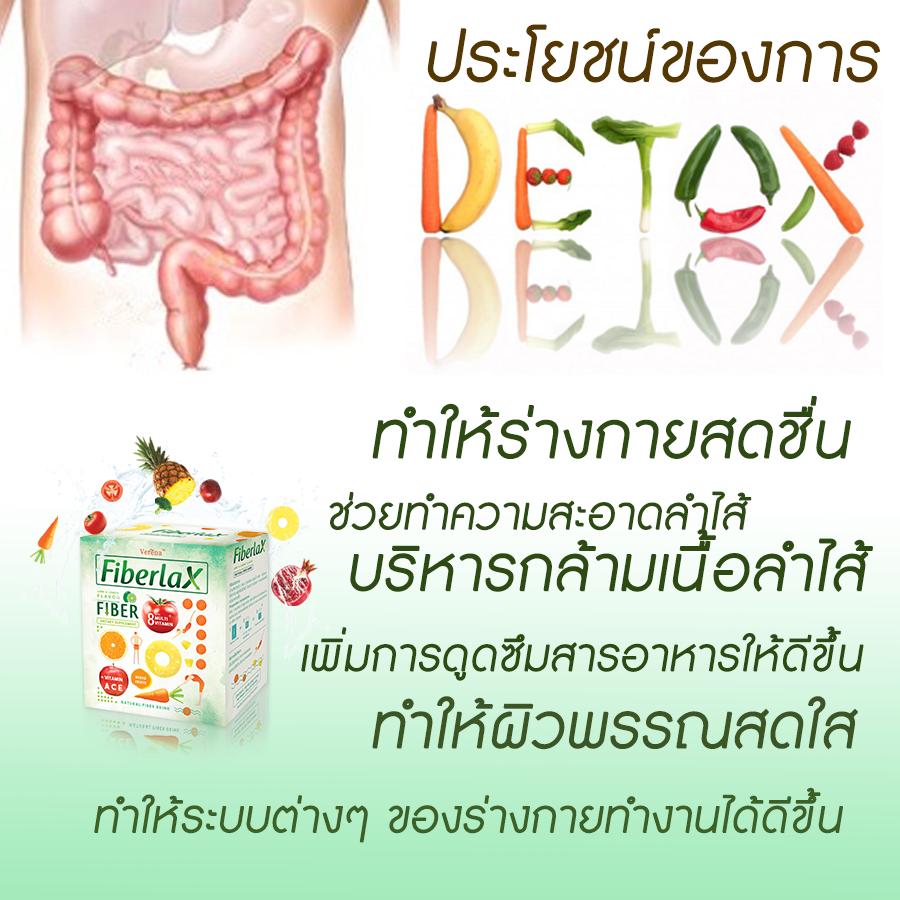 verena fiberlax ตัวช่วยลดน้ำหนักกระชับสัดส่วน