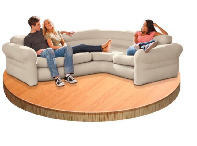 โซฟาเป่าลม Intex รุ่น Corner Sofa รหัส 68575