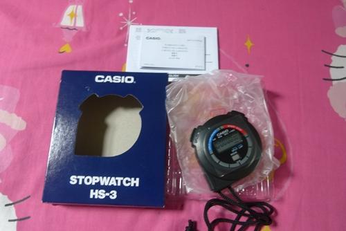 นาฬิกาจับเวลา คาสิโอ Casio STOP-WATCH