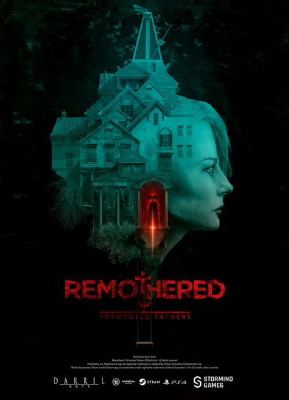 Remothered: Tormented Fathers (1DVD9)