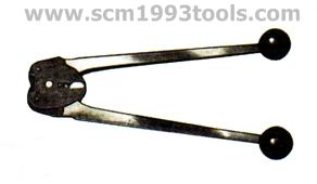 KDS เคดีเอส คีมมัดพลาสติก MS-type ขนาด 5/8 นิ้ว Stretcher