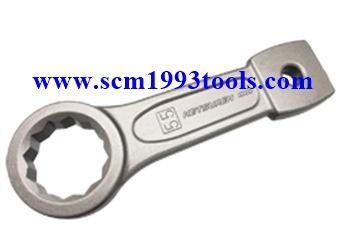 NETUREN ประแจแหวนทุบ กุญแจแหวนแบบทุบ Box Impact Spanner ญี่ปุ่น คุณภาพดี