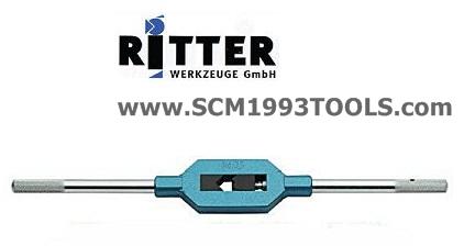 Ritter ริตเตอร์ ด้ามต๊าปตัวผู้ เยอรมัน No.1 (1-10 mm.) TAP WRENCH