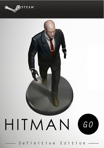 Hitman GO Definitive Edition (1DVD)
