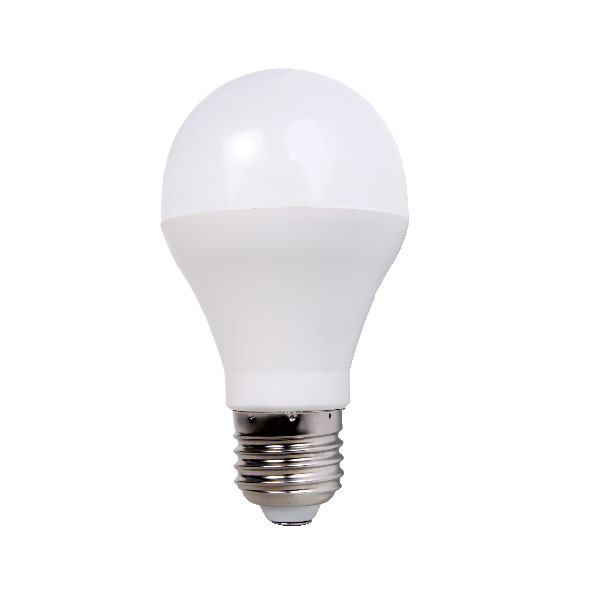 หลอดกลม แอลอีดี Bulb E27 9w 3000K
