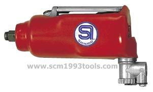 "Shinano ชินาโน่ รุ่น SI-1305 บ็อกลม 3/8"" รุ่นตรง Single Hammer บล็อกลม ญี่ปุ่น IMPACT WRENCHES"
