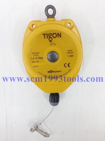 Tigon ไทกอน รุ่น NTW-1R รอกสปริงแบบ รีแทรกเตอร์ 0.5-1.0 kg. Balance Ace Retractor