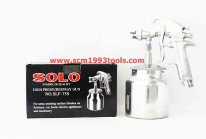 SOLO โซโล่ กาพ่นสี SLF-75S กาล่าง SPRAY GUN