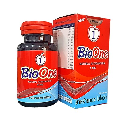Bio One ไบโอวัน สาหร่ายแดง [VIP 1,300 บาท]
