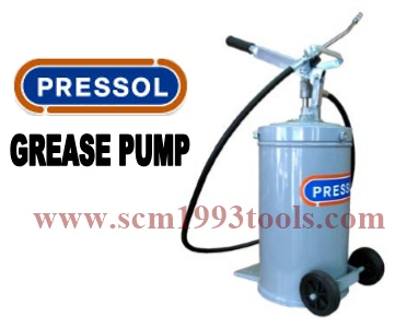 Pressol รุ่น GP-16 ถังอัดจารบีแบบมือโยก เยอรมัน Grease Pump