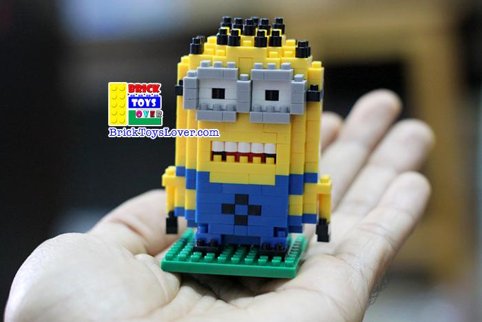 Minion Mini Blocks ของเล่น ตัวต่อ เลโก้จีน ราคาถูก เชียงใหม่ www.bricktoyslover.com