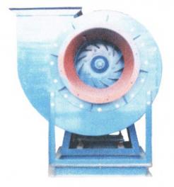 Blower โบลเวอร์เทอร์โบ ระบายอากาศ แบบทดสายพาน เคพีเอ็ม รุ่น KTFB-3334