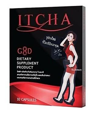 ITCHA อิทช่า อาหารเสริมลดน้ำหนัก [จัดส่งฟรี ราคาดีสุด]