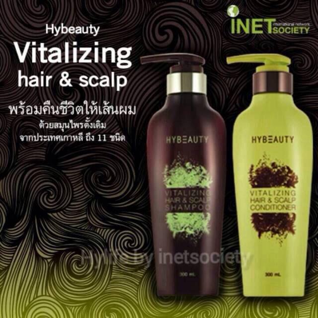 hybeauty shampoo